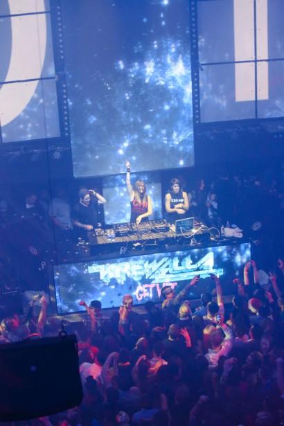 Krewella The Light Las Vegas Dec 18 2013-5