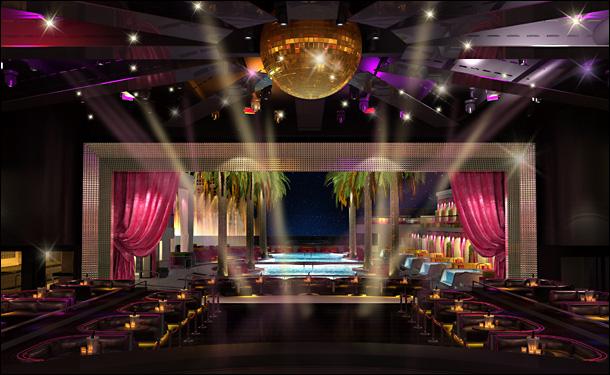 Drai's Nightclub Las Vegas artist rendering