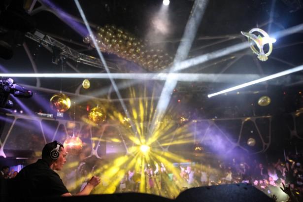 Tiesto Gold Party 2_Hakkasan LV