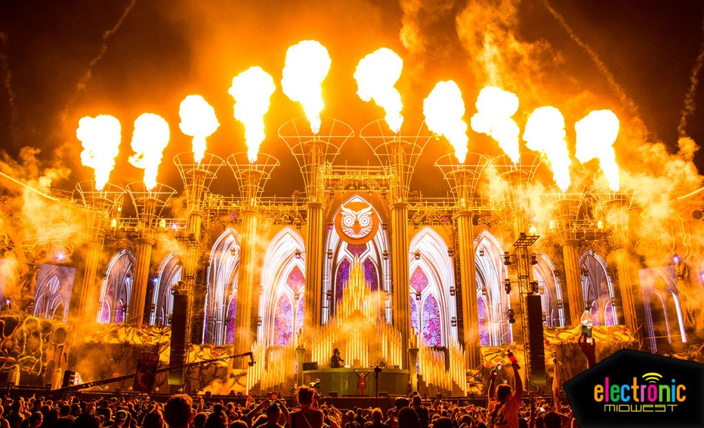 church-fire edc stage 2014