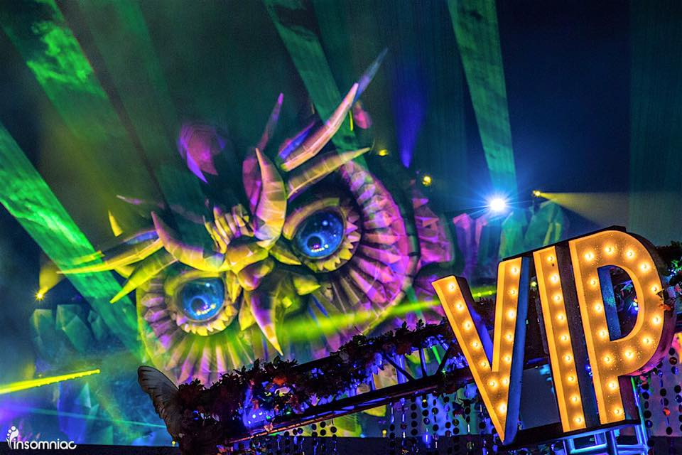 edc vip owl