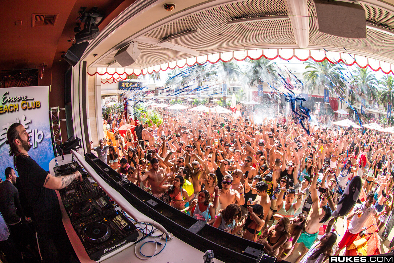Encore Beach Club Reveals June Dj Schedules