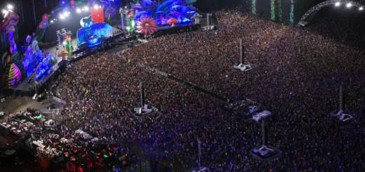 Festival Electric Daisy Carnival EDC Las Vegas Tickets And - Edc las vegas map 2016