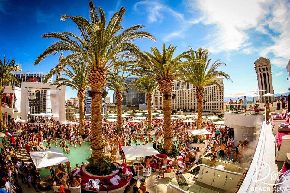 drais beach club guest list - pool party - vegas vip - chainsmokers - tiesto - aoki - alesso - marshmello - zedd - dillon francis