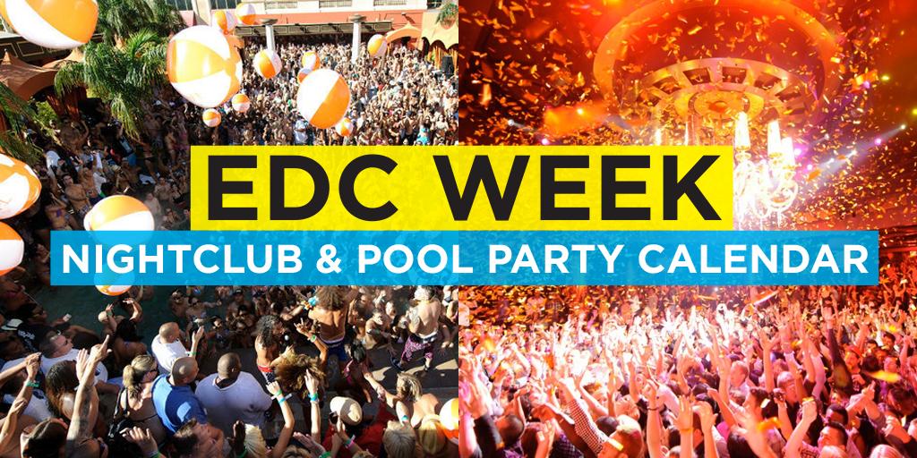 May Calendar Las Vegas : Edc week las vegas event calendar electronic