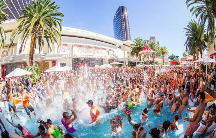 The Chainsmokers At Encore Beach Club