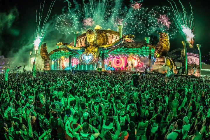 Festival Electric Daisy Carnival Edc Las Vegas Tickets And Lineup