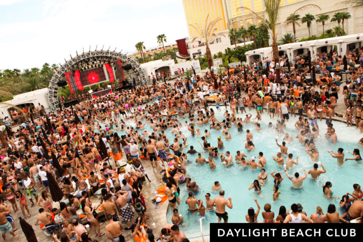 Las Vegas Club Calendar December 2019 Las Vegas EDM Dayclub Pool Party DJ Calendar | Electronic Vegas
