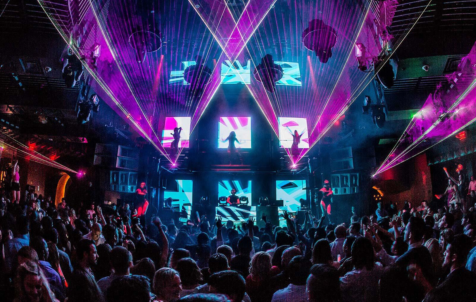 Vegas Thanksgiving Weekend 2020 Nightclub Event Calendar