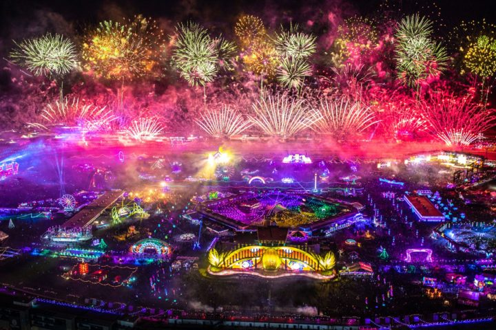Halloween Events Las Vegas 2020.Edc Las Vegas 2020 Tickets Officially On Sale Today